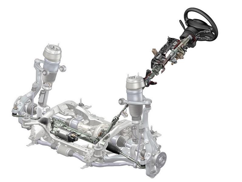 Ремонт двигателя Мерседес ML