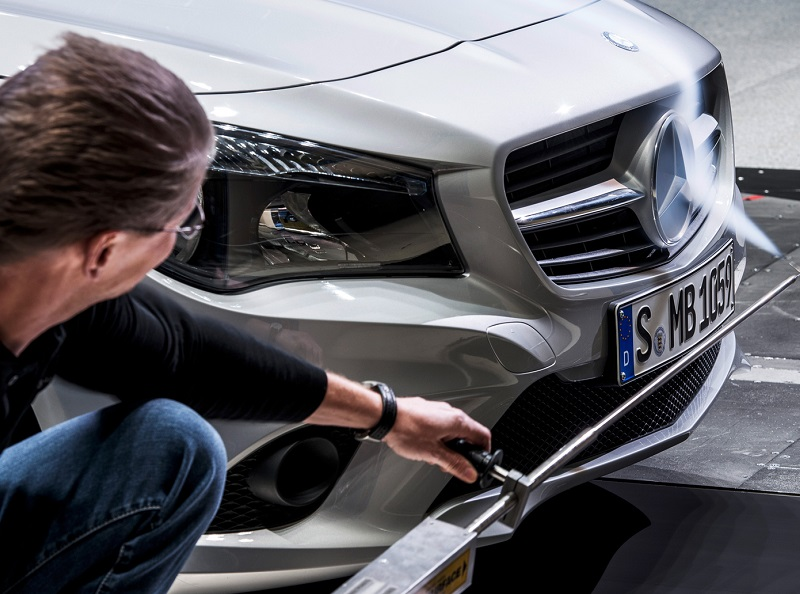 Диагностика автомобилей Мерседес CLK